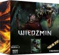SPW Puzzle Witcher Series 2 - Eskel  -1500 Teile-