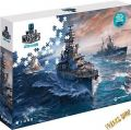 SPW Puzzle World of Warships - Ready to Fight  -1500 Teile-