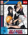 Blu-Ray Anime: Bleach  BOX 6  -TV Serie-  4 Discs  -Episoden 110-131-