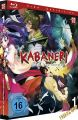 Blu-Ray Anime: Kabaneri of the Iron Fortress  Vol. 1  Min:100/DD/WS