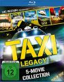 Blu-Ray Taxi - Legacy  5er Movie Collection  5 Discs  Min:456/DD5.1/WS