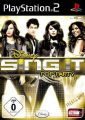 PS2 Sing It - Pop Party  'DISNEY'  (RESTPOSTEN)