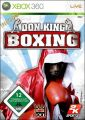 XB360 Don King Boxing - ex Prizefighter (gebr./TOP ZUSTAND)