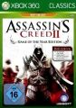 XB360 Assassins Creed 2  GOTY  -Game of the Year-  CLASSICS  (RESTPOSTEN)