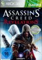XB360 Assassins Creed - Revelations  CLASSICS  (RESTPOSTEN)