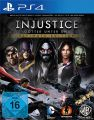 PS4 Injustice - Goetter unter uns  Ultimate Ed.