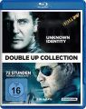 Blu-Ray 72 Stunden & Unknown Identity  Double Up Collection  2 BRs