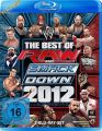 Blu-Ray Best of Raw, The + Smackdown 2012  2 Discs  Min:533//
