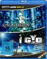 Blu-Ray Anime: Gyo - Der Tod aus dem Meer + King of Thorn  ANIME BOX 3  2 Discs  Min:175/DTS-HD5.1/HD-1080p