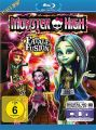 Blu-Ray Monster High - Fatale Fusion  Min:68/DD5.1/WS  (14.03.19)