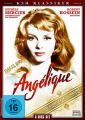 DVD Angelique  Gesamtbox  -Klassiker-  5 DVDs  Min:490/DD2.0/WS  (23.08.18)