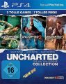 PS4 Uncharted Nathan  Drake Coll.  inkl. Uncharted 4 MP Beta  (Ex Trilogie)  (Preis erst ab den 07.06.18 gueltig)