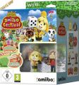 WiiU Animal Crossing: amiibo Festival