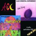 CD Alex Oriental Experience - Rockin' Fantasy & Fairytales and Promises  (RESTPOSTEN)