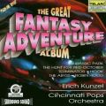 CD Great Fantasy Adventure Album, The  (RESTPOSTEN)