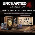 PS4 Uncharted 4 - A Thief's End  C.E.  (multilingual Libertalia)