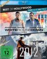 Blu-Ray 2 in 1: White House Down & 2012  'Best of Hollywood'  2 Movie Collector's Pack 90