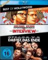 Blu-Ray 2 in 1: Interview, The & Das ist das Ende  'Best of Hollywood'  2 Movie Collector's Pack 91