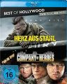 Blu-Ray 2 in 1: Herz aus Stahl & Company of Heroes  'Best of Hollywood'  2 Movie Collector's Pack 94