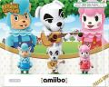 FG Amiibo Animal Crossing 3-er Set (K.K. + Rosina + Bjoern)