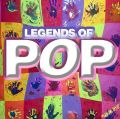 CD Legends of POP (Sampler)  (RESTPOSTEN)