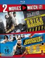 Blu-Ray 2 in 1: Brick Mansions & Gangster Chronicles  2 Discs  -Starving Games-  Min:212/DD5.1/WS