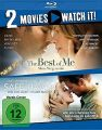 Blu-Ray 2 in 1: Safe Haven & Best of me, The  -2 Moves-  -Starving Games-  Min:234/DTS-HD5.1/HD