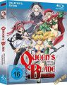 Blu-Ray Anime: Queen's Blade  BOX 1  OmU  2 Discs