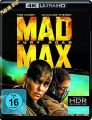 Blu-Ray Mad Max 4 - Fury Road  (4K Ultra HD)  Min:120/DD5.1/WS