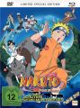 Blu-Ray Anime: Naruto - The Movie 3 - Hueter des Sichelmondreiches  L.E.  (BR + DVD)  Min:95/DTS-HD5.1/HD