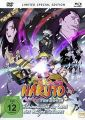 Blu-Ray Anime: Naruto - Geheimmission im Land des ewigen Schnees  The Movie 1  L.E.  -Mediabook-  2000 Stueck  (BR + DVD)