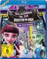 Blu-Ray Monster High - Willkommen an der Monster High  (14.03.19)
