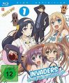 Blu-Ray Anime: Invaders of the Rokujyoma  Vol.1