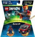 FG LEGO: Dimensions Fun Pack - A-Team