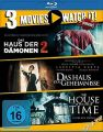 Blu-Ray 3 Movies - Haus der Daemonen, Das 2 & The House at the End of Time & Das Haus der Geheimnisse