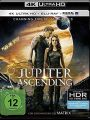 Blu-Ray Jupiter Ascending  UHD Edition  -4K Ultra HD-  Min:125/DD5.1/WS
