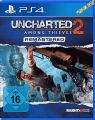 PS4 Uncharted 2 - Among Thieves  Remastered  HD
