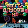 PSX Bust-A-Move 2 Arcade Version  PLATINUM  (gebr.)