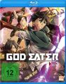 Blu-Ray Anime: God Eater  Vol. 3  -Episoden 10-13-  Min:95/DD/WS  (20.09.18)
