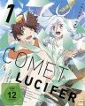 Blu-Ray Anime: Comet Lucifer  Vol. 1  -Episoden 01-06-  - Digipack-  Min:142/DD5.1/WS  (21.06.18)