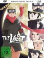 Blu-Ray Anime: Naruto - The Last Movie  L.E.  -Mediabook-  (BR + DVD)  limitiert auf 5000 Stk  2 Discs