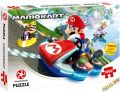 SPW Puzzle Mario Kart - Funracer  1000 Teile