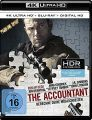 Blu-Ray Accountant, The  UHD Edition  -4K Ultra HD-  Min:/DD5.1/WS