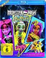 Blu-Ray Monster High - Elektrisiert  Min:72 /DD5.1/WS  (14.03.19)