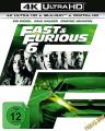 Blu-Ray Fast 6 & the Furious  Extended Version  4K Ultra (UHD+BR)  2 Discs  Min:131/DD5.1/WS