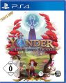 PS4 Yonder - The Cloud Catcher