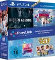 PS4 4 in 1: PlayLink Triple Pack - Wissen ist Macht & Hidden Agenda & SingStar Celebration & That's You!