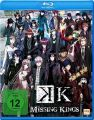 Blu-Ray Anime: K - Missing Kings: The Movie  Min:74/DD5.1/WS