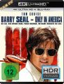 Blu-Ray Barry Seal - Only in America  +UV  4K Ultra  (UHD + BR)  2 Discs  Min:119/DD5.1/WS