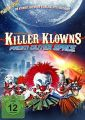 Blu-Ray Killer Klowns from Outer Space  L.E.  (BR + DVD)  -Mediabook-  3 Discs